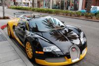 Now THIS is a car - A Bugatti, 2 million worth!