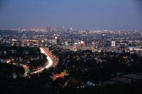 Hollywood from the Hills